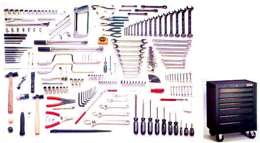 Aircraft Tool Set